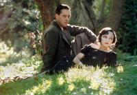HENRY AND JUNE, from left: Richard E. Grant, Maria de Medeiros, 1990. ©Universal Pictures