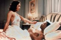 HARLEM NIGHTS, from left: Jasmine Guy, Eddie Murphy, 1989. ©Paramount Pictures