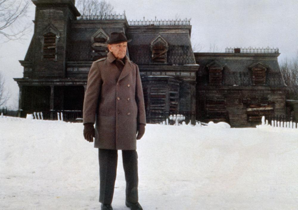 GHOST STORY, Fred Astaire, 1981, (c) Universal