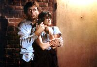 GHOST, from left: Tony Goldwyn, Demi Moore, 1990. ©Paramount