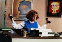 GARBO TALKS, Catherine Hicks, 1984, © MGM