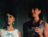GARDENS OF STONE, from left: Mary Stuart Masterson, Anjelica Huston, 1987, © TriStar