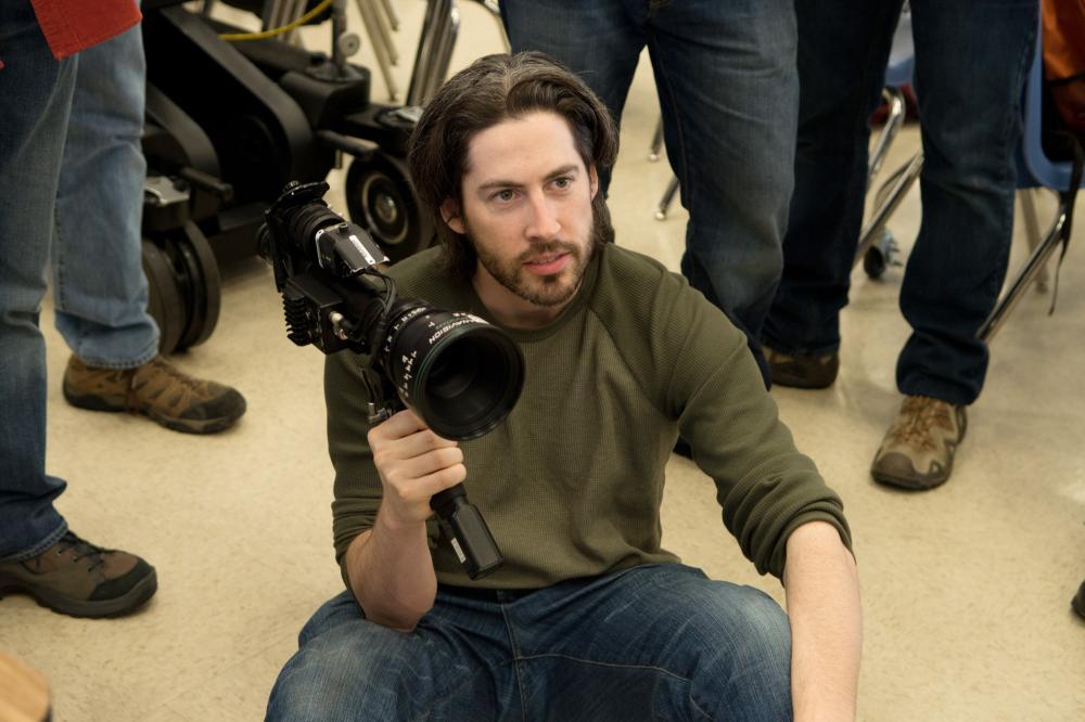 MEN, WOMEN & CHILDREN, director Jason Reitman, on set, 2014. ph: Dale Robinette/©Paramount Pictures