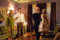 ANNABELLE, from left: Annabelle Wallis, Ward Horton, Tony Amendola, 2014. ph: Greg Smith/©Warner Bros. Pictures