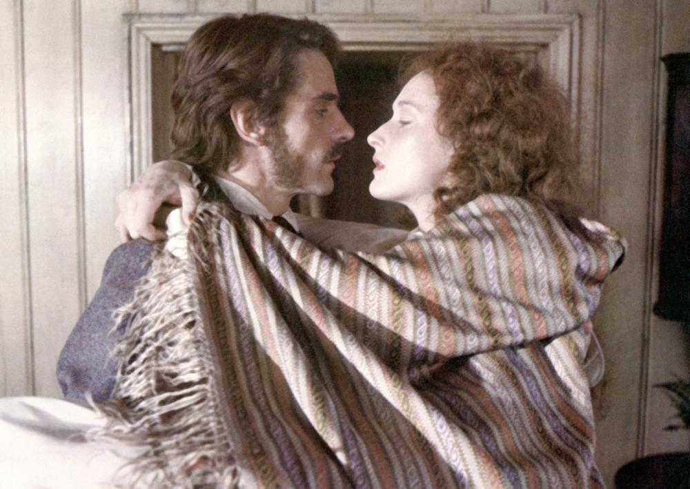 THE FRENCH LIEUTENANT'S WOMAN, Jeremy Irons, Meryl Streep, 1981, (c) United Artists