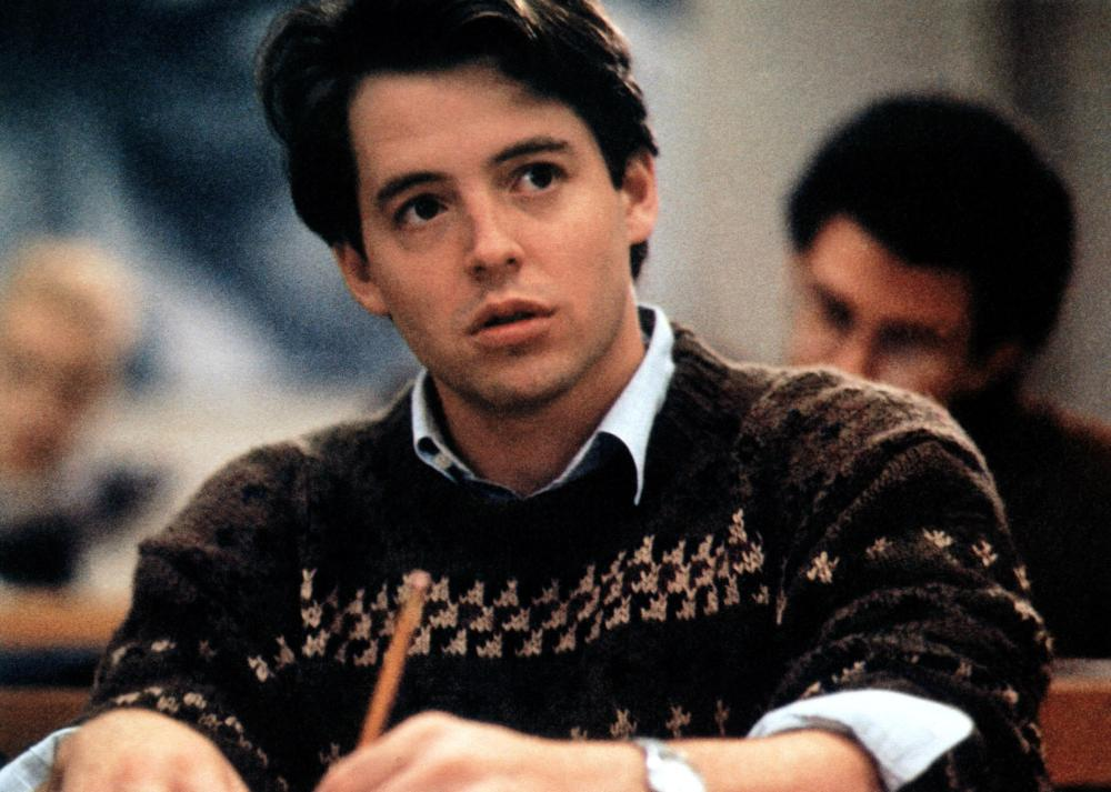 THE FRESHMAN, Matthew Broderick, 1990. ©TriStar Pictures