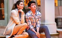 THE BEST OF ME, from left: Michelle Monaghan, Ian Nelson, 2014. ph: Gemma LaMana/©Relativity Media