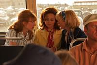 A LA VIE, from left: Julie Depardieu, Suzanne Clement, Johanna ter Steege, 2014. ©Le Pacte