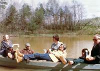 THE FOUR SEASONS, Sandy Dennis, Len Cariou, Alan Alda, Carol Burnett, Rita Moreno, Jack Weston, 1981, (c) Universal