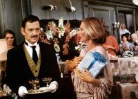 FOOLIN' AROUND, from left: Tony Randall, Cloris Leachman, 1980. ©20th Century Fox, TM & Copyright