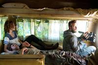 EXISTS, from left: Dora Madison Burge, Samuel Davis, Chris Osborn, 2014. ©Lionsgate Films