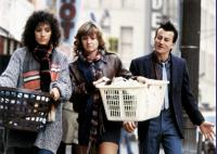 FLASHDANCE, Jennifer Beals, Cynthia Rhodes, Lee Ving, 1983. ©Paramount