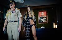 TURKEY SHOOT, Roger Ward (left), 2014. ph: Ben King/©Guardian Entertainment International