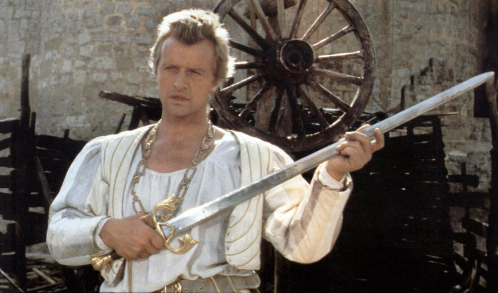 FLESH AND BLOOD, (aka FLESH + BLOOD), Rutger Hauer, 1985. ©Orion Pictures