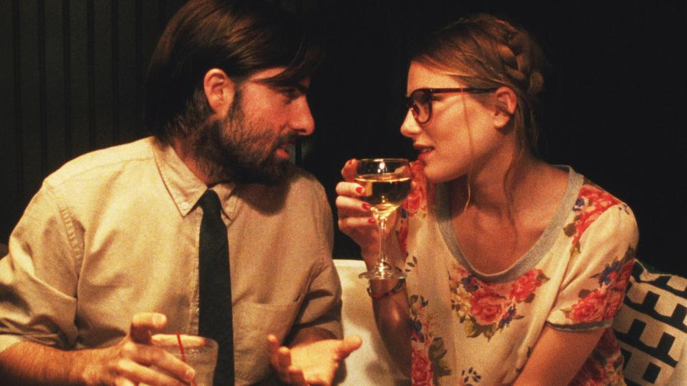 LISTEN UP PHILIP, l-r: Jason Schwartzman, Dree Hemingway, 2014. ©Tribeca Film