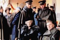 FIESTA, seated from left: Francoise Christophe, Jean-Louis Trintignant, 1995, © Mayfair entertainment