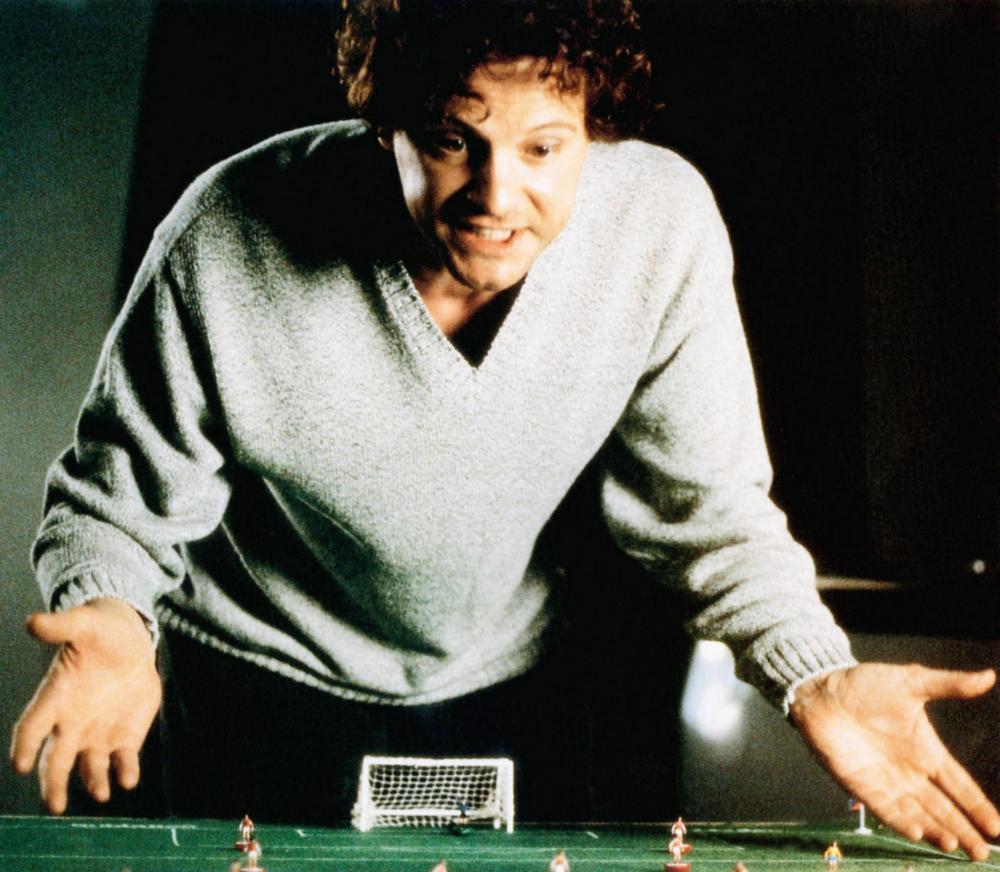 FEVER PITCH, Colin Firth, 1997, © Phaedra Cinema