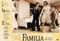 THE FAMILY, (aka LA FAMIGLIA, aka LA FAMILIA), Andrea Occhipinti (bowtie), Jo Champa (hand behind back), 1987, © Vestron Pictures