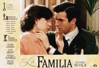 THE FAMILY, (aka LA FAMIGLIA, aka LA FAMILIA), from left: Cecilia Dazzi, Andrea Occhipinti, 1987, © Vestron Pictures