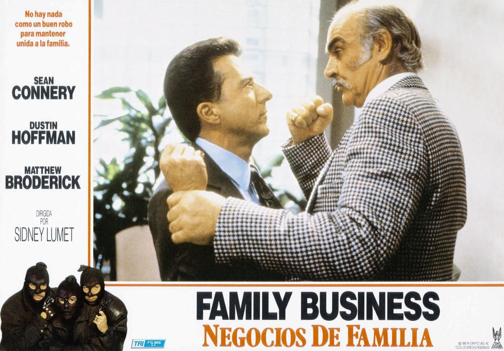 Business family movie