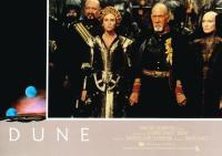 DUNE, front from left: Virginia Madsen, Jose Ferrer, Sian Phillips, 1984, © Universal
