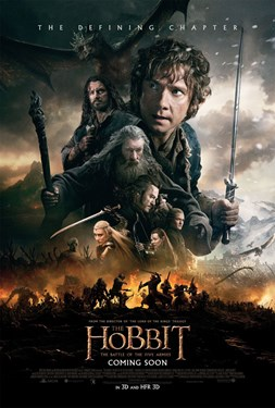 The Hobbit: The Battle Of The Five Armies – The IMAX Experience®