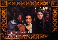 DUNGEONS & DRAGONS, from left: Marlon Wayans, Justine Whalin, Zoe McLellan, 2000, © New Line