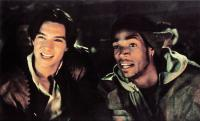 DUNGEONS & DRAGONS, from left: Justin Whalin, Marlon Wayans, 2000, © New Line