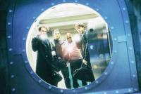 DRACULA 2000, from left: Danny Masterson, Tig Fong, Omar Epps, Lochlyn Munro, 2000, © Dimension Films