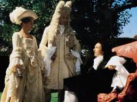 THE DRAUGHTSMAN'S CONTRACT, from left: Anne-Louise Lambert, Hugh Fraser, Anthony Higgins, 1982, © United Artists Classics