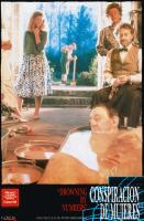DROWNING BY NUMBERS, (aka CONSPIRACION DE MUJERES), Joely Richardson (standing Left), Joan Plowright (standing right), Bernard Hill (seated), Bryan Pringle (in tub), 1988, © Prestige
