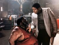 DOWNTOWN,  Forest Whitaker (right), 1990. ©20th Century-Fox Film Corporation, TM & Copyright