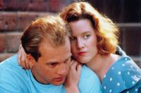 DOWNTOWN, from left: Anthony Edwards, Penelope Ann Miller, 1990, TM & Copyright © 20th Century Fox Film Corp.