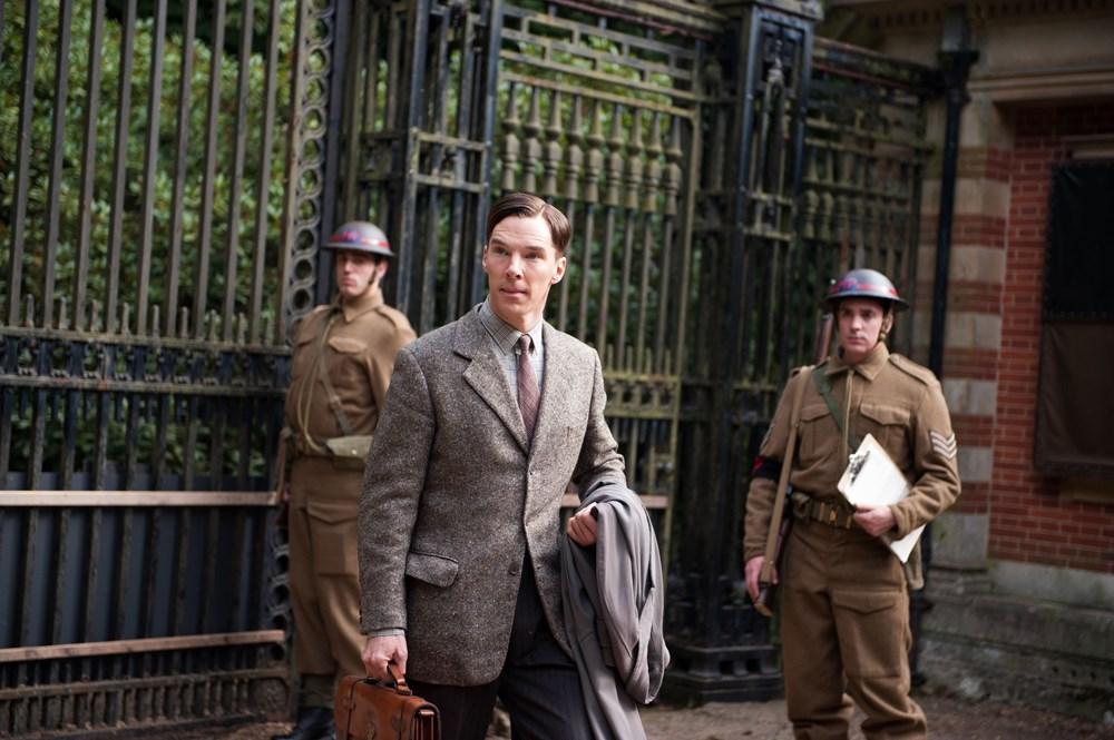 THE IMITATION GAME, Benedict Cumberbatch as Alan Turing, 2014. ph: Jack English/©Weinstein Company