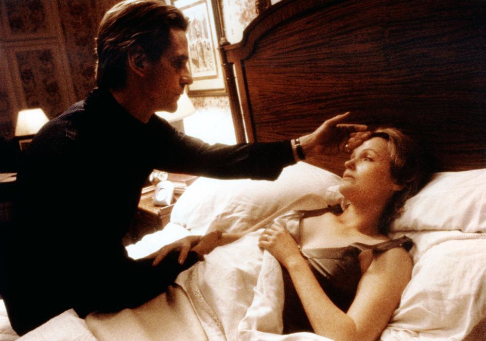 DAMAGE, (aka FATALE), from left: Jeremy Irons, Miranda Richardson, 1992. ©New Line Cinema