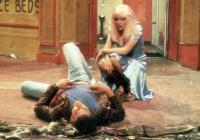 CRIMES OF PASSION, John Laughlin, Kathleen Turner, 1984, (c) New World Releasing