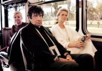 THE COUCH TRIP, (front seat) Walter Matthau, Donna Dixon, 1988, (c) Orion
