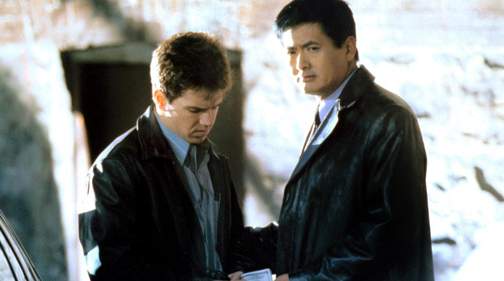 THE CORRUPTOR, Mark Wahlberg, Chow Yun-Fat, 1999, (c) New Line