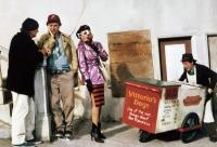 CHU CHU AND THE PHILLY FLASH, from left: Jack Warden, Alan Arkin, Carol Burnett, Vito Scotti, 1981. ©20th Century-Fox Film Corporation, TM & Copyright