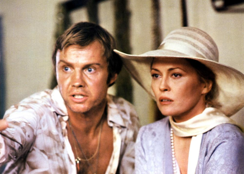 THE CHAMP, from left:  Jon Voight, Faye Dunaway, 1979. ©Unit ed Artists