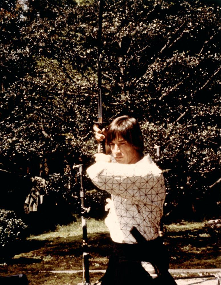 THE CHALLENGE, Scott Glenn, 1982, (c) Embassy Pictures