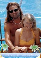 CAPTAIN RON, from left: Kurt Russell, Mary Kay Place, 1992. Buena Vista Pictures