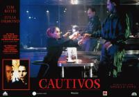 CAPTIVES, (aka CAUTIVOS), bottom from left: Tim Roth, Julia Ormond, Julia Ormond (center left), 1994, © Miramax