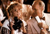 THE CANNONBALL RUN, from left: Farrah Fawcett, George Furth, 1981. ©20th Century-Fox Film Corporation, TM & Copyright