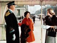 BUTTERFIELD 8, from center: Elizabeth Taylor, Dina Merrill, 1960