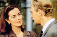 THE BROWNING VERSION, from left: Greta Scacchi, Julian Sands, 1994, © Paramount