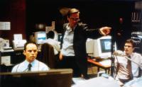 THE BOURNE IDENTITY, Chris Cooper (standing), 2002, © Universal