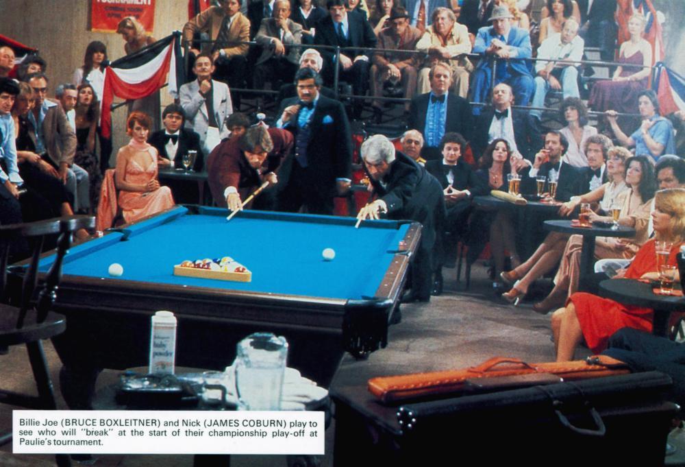 Cineplexcom Steve Mizerak - Steve mizerak pool table