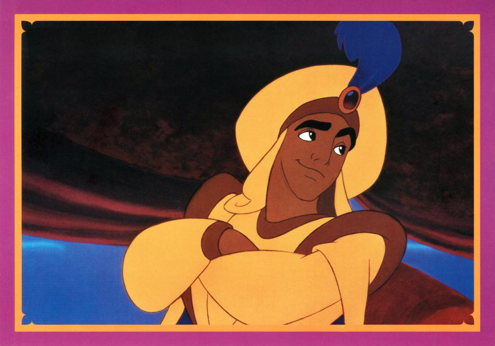 ALADDIN, Aladdin, 1992. ©Walt Disney Picture