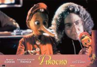 THE ADVENTURES OF PINOCCHIO, (aka PINOCHO LA LEYENDA), Pinocchio (voice of Jonathan Taylor Thomas), John Sessions, 1996, © New Line